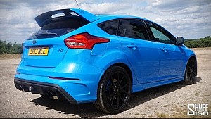 5 Things I Love About My Ford Focus RS