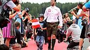 Ricciardo, un tipo peculiar