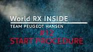World RX, mode d'emploi - 12. La procédure de départ