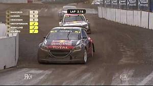 2016 Rallycross of Canada - Supercar final Highlights