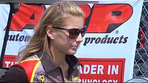 Go on the road with Leah Pritchett