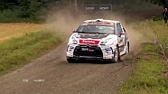 2016 FIA Junior WRC: Ole Christian Veiby wins Rally Finland