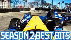 Formula E Season 2 Best (& Worst) Bits!