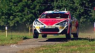 46 Barum rally - Toyota debut in ERC with Rossetti
