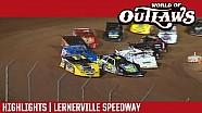 World of Outlaws Craftsman Late Models Lernerville Speedway September 3rd, 2016 | Hightlights