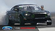 Vaughn Gittin Jr. Describes Drifting in his Ford Mustang | Formula Drift | Ford Performance