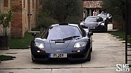 McLarens everywere! F1, P1s, 675LTs - The Next Adventure Starts