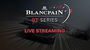 En vivo: Nurburgring - calificación previa de Blancpain Endurance