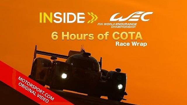 Inside WEC -  6 Horas do Circuito das Américas