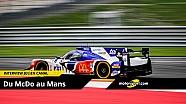 Julien Canal, du McDo aux 24H du Mans