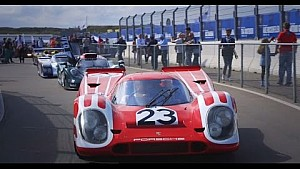 Porsche at the Historic Grand Prix Zandvoort 2016