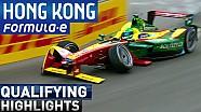 Le résumé des qualifications de l'ePrix de Hong Kong
