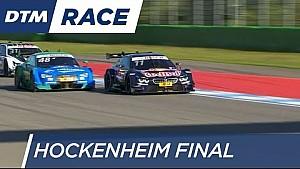 Mortara takes the lead - DTM Hockenheim Final 2016
