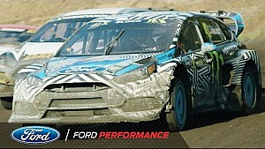 Focus RS RX at Estering: Race Recap | FIA World Rallycross | Ford Performance