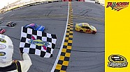 Logano advances with win at Talladega