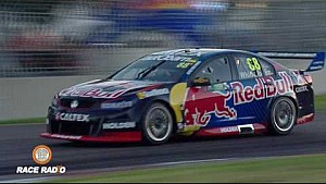 Coopers Mild Race Radio – Whincup blitzes the field