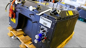 The Formula E Battery Developed By Williams