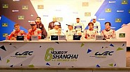 2016 Shanghai Qualifying Press Conference