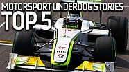 Top 5: Underdogs im Motorsport