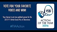 FIA Action of the Year 2016