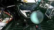电动超跑锦标赛特斯拉赛车展示