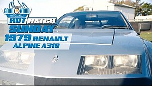 This Renault Alpine A310 is a '70s icon | Breakfast Club