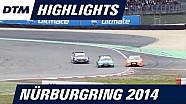 DTM Nürburgring 2014 - Özet Görüntüler