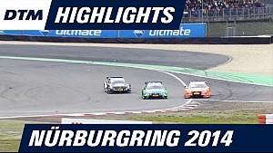 DTM Nürburgring 2014 - Highlights