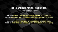Lamborghini Super Trofeo USA+Asia 2016, Valencia - Live streaming Race 1