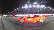 Daytona: Ferrari-Parade in 360 Grad