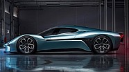 NIO EP9: The Fastest EV Supercar In The World - Formula E