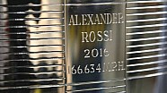 Borg Warner trophy: Will Behrends and Alexander Rossi