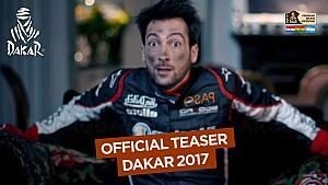 Official Teaser - Dakar 2017