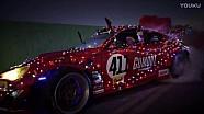 圣诞老人的新坐骑丰田GT4586