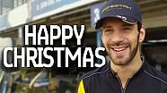 Щасливого Різдва з Формули E!