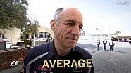 一句话总结自己2016年的F1