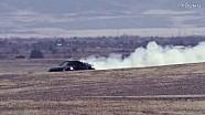 Chris Forsberg高速测试双涡轮增压370Z赛车