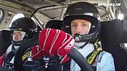 Kris Meeke en essais avant le Monte-Carlo