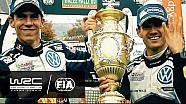 WRC 2016 winners