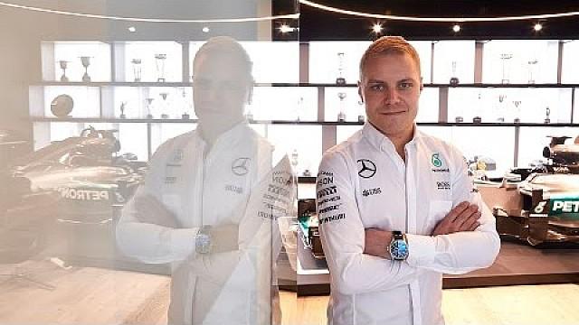 فورمولا 1 مُقابلة فالتيري بوتاس الأولى عقب انضمامه لمرسيدس