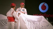 Vodafone McLaren Mercedes MP4-27 - Launch