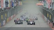 2012 - IndyCar - Brazil Race Highlights