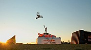 Sydney skyline plays host to FMX and V8 Supercar clash to kick off huge month of motorsport