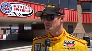 Hunter-Reay on the Championship