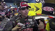 Jeff Gordon From Victory Lane - Homestead - 11/18/2012