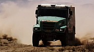 Dakar 2013 - Trucks and Quads - 07, 08 and 09