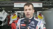 Sebastien Loeb, Alvaro Parente win the opening race