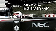 2013 Bahrain GP - Race Preview / Ask the Driver - Sauber F1 Team