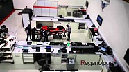 Marussia F1 Regenology Time-Lapse