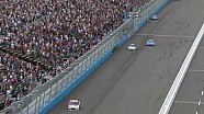 NASCAR Carl Edwards runs out of fuel during final laps | Phoenix International Raceway (2013)